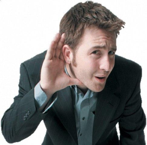 умение слушать